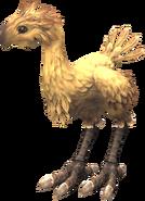 FFXI Yellow Chocobo