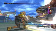 FFX HD Against Chocobo Eater
