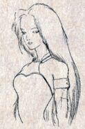 Garnet Rough Sketch 2