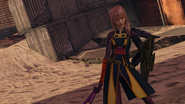 LRFFXIII Magician's Suit Victory Pose