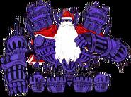 PAD Alexander Santa
