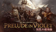 Prelude in Violet logo FFXIV Patch4.4 00