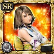 Square Enix Legend World - Yuna SR
