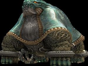 Fenilens, mutazione di Smeraltus, è un mostro raro.