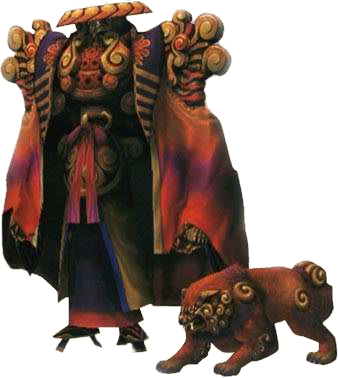 Yojimbo (Final Fantasy X boss)
