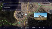 Фотосессия гора карта ФФ15