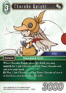 Chocobo Knight 5-061C from FFTCG Opus