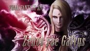 DFFNT Zenos yae Galvus Trailer Screenshot