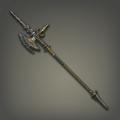 Doman Steel Halberd from Final Fantasy XIV icon
