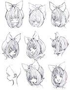 Eiko Facial Expressions