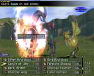 FFX-2 Chocobo Feather