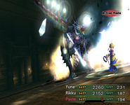 FFX-2 Punishment