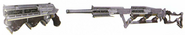 FFXIII Sirius Sidearms