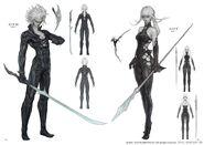 FFXIV Omega M F concept