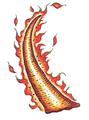 Fang of Fire FFIII Art