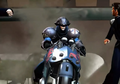 G-Forces invade Balamb Garden on motorbikes from FFVIII R
