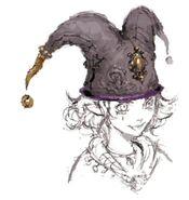Jester Hat FFXI Art