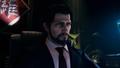 Reeve at desk from Final Fantasy VII Remake