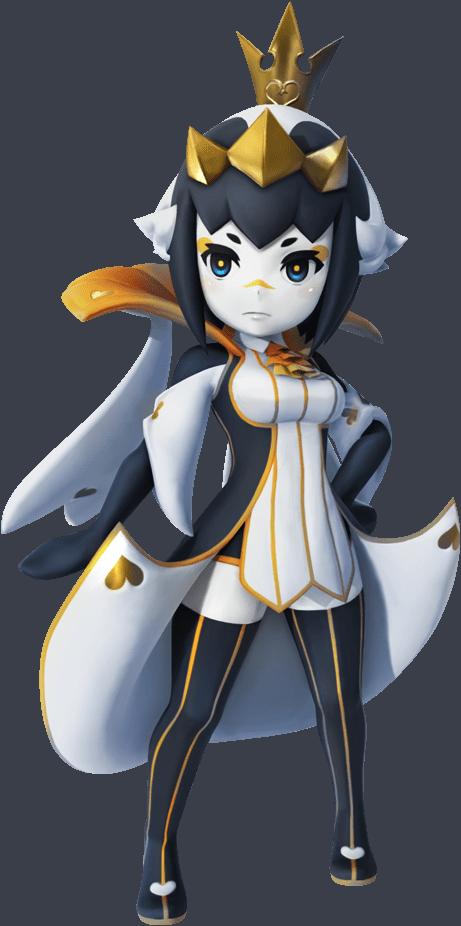 Regina dei quacchi