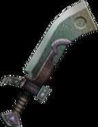 Defender from FFIX weapon render