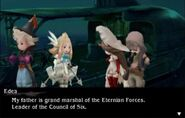 Edea first explain