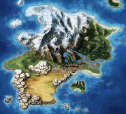 FFBE Lanzelt Map