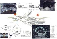FFT0 Setzer Battle Concept