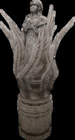 Статуя Минервы.