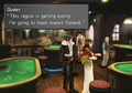 Queen of Cards moves regions from FFVIII Remastered