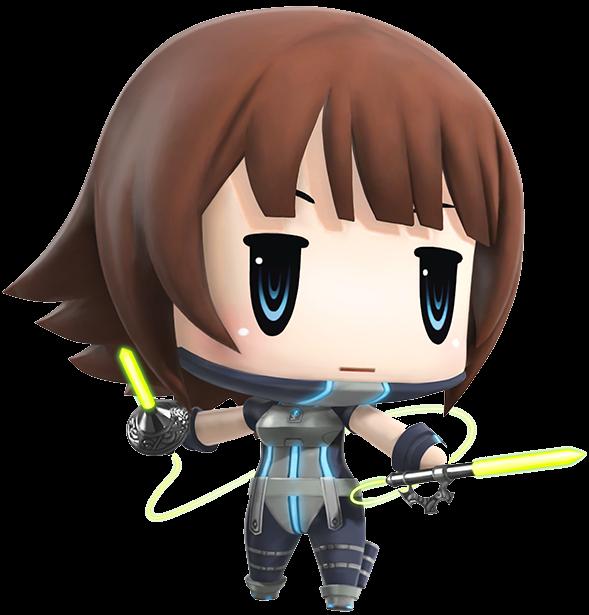 Shelke (World of Final Fantasy boss)