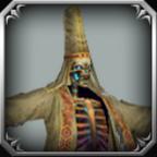 DFFOO Skull Wizard Icon