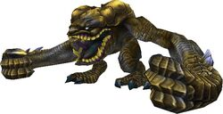 Earth Eater in Final Fantasy X.