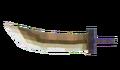 FF4HoL Sasuke's Kodachi