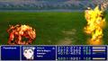 FF4PSP TAY Enemy Ability Blaze