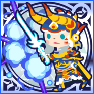 FFAB Oversoul - Warrior of Light Legend SSR