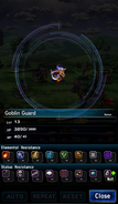 FFBE Goblin Guard Analyze 3