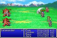 FFII Battle Axe GBA