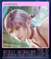FFXIII-2 Steam Card Academia