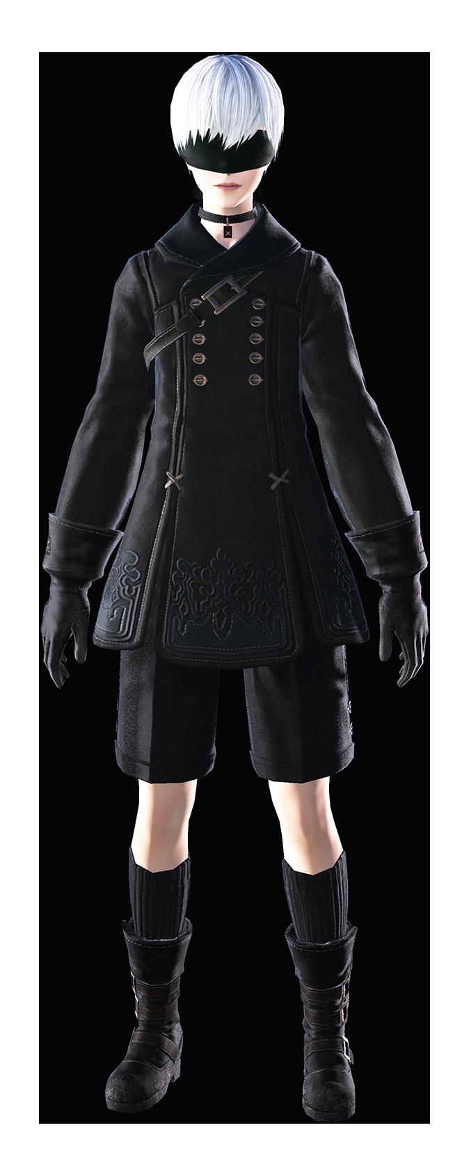 9S (Final Fantasy XIV)