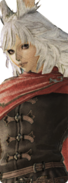 Lyna Full Trust Portrait from Final Fantasy XIV