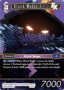 Black Waltz 3 3-105C from FFTCG Opus