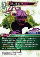 Deathgaze 5-063H from FFTCG Opus