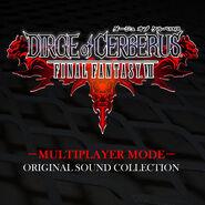Dirge of Cerberus: Final Fantasy VII Multiplayer Mode Original Sound Collections