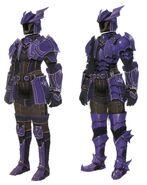 Dragoon Armor FFXI Art