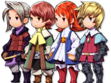 Фрилансер (Final Fantasy III)
