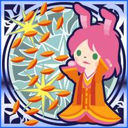 FFAB Leaf Swirl - Lenna Legend SSR+