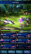 FFBE Fast Blade