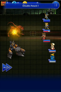 FFRK Double Attack I