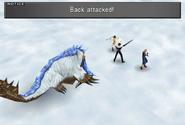 FFVIII Back Attack