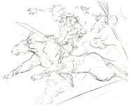 FFVII Blink (Sketch)